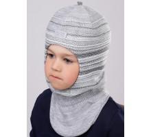 Шапка-шлем для мальчика